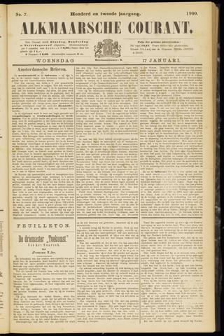 Alkmaarsche Courant 1900-01-17