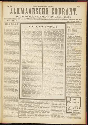 Alkmaarsche Courant 1917-12-15