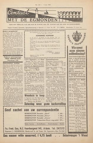 Contact met de Egmonden 1964-05-06