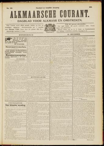 Alkmaarsche Courant 1910-12-22