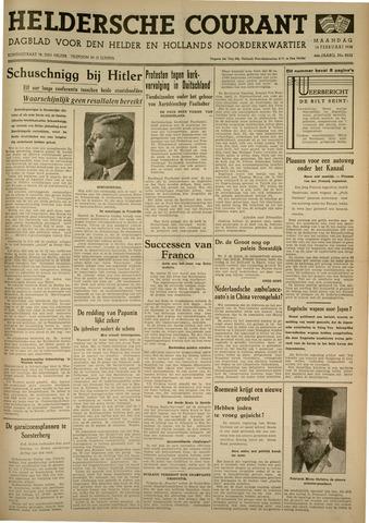 Heldersche Courant 1938-02-14