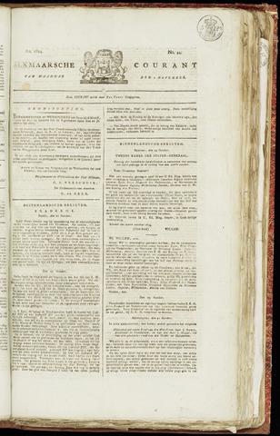 Alkmaarsche Courant 1824-11-01