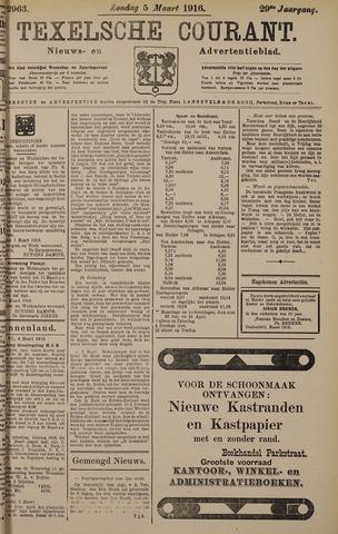 Texelsche Courant 1916-03-05