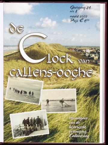 De Clock van Callens-Ooghe 2009