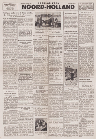 Dagblad Noord-Holland, Schager editie 1943-06-19