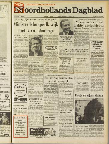 Noordhollands Dagblad : dagblad voor Alkmaar en omgeving 1969-06-14