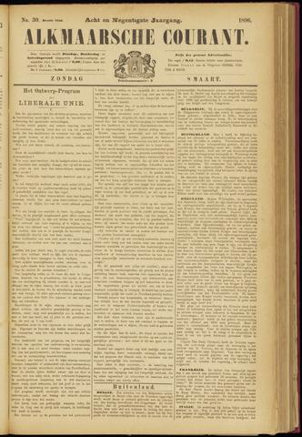 Alkmaarsche Courant 1896-03-08