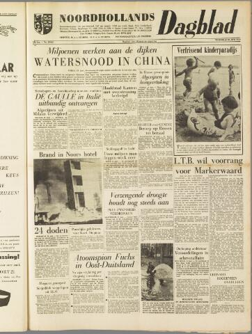 Noordhollands Dagblad : dagblad voor Alkmaar en omgeving 1959-06-24