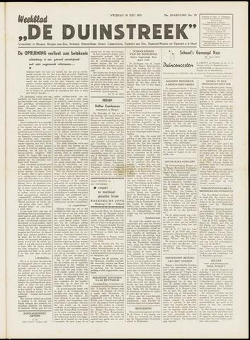 De Duinstreek 1951-07-20