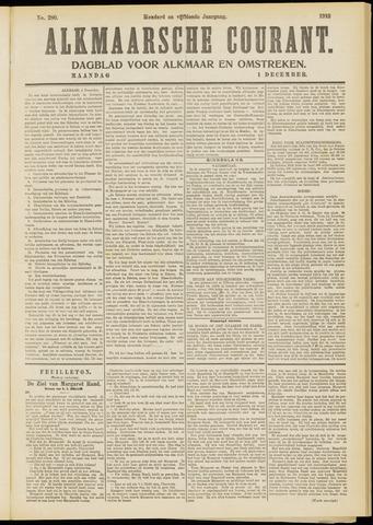Alkmaarsche Courant 1913-12-01