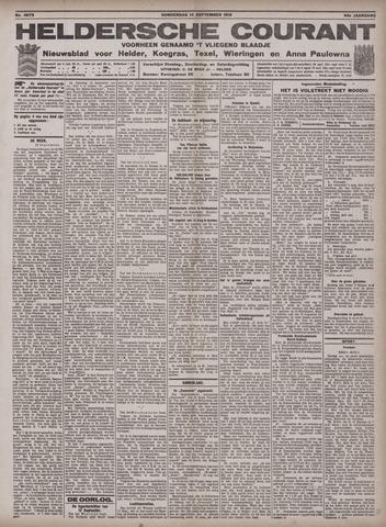 Heldersche Courant 1916-09-14