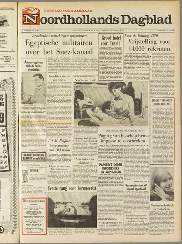 Noordhollands Dagblad : dagblad voor Alkmaar en omgeving 1969-07-10