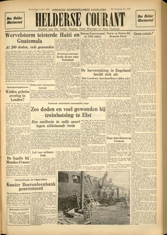 Heldersche Courant 1954-10-14