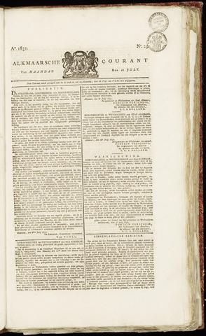Alkmaarsche Courant 1831-07-18