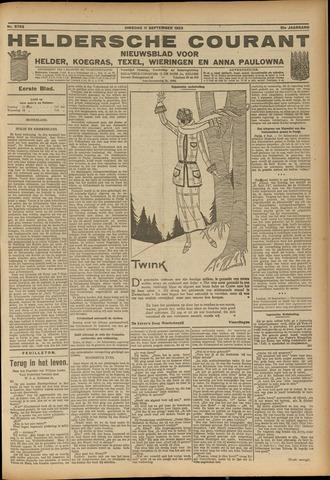 Heldersche Courant 1923-09-11