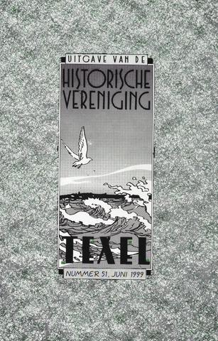 Uitgave Historische Vereniging Texel 1999-06-01