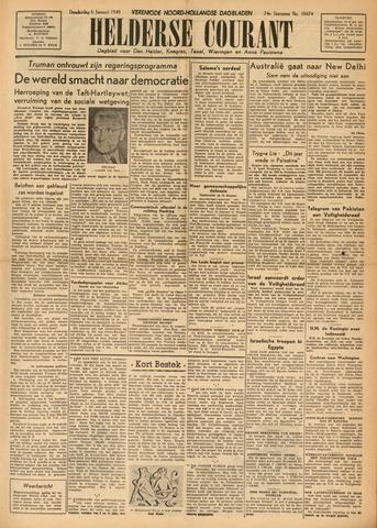 Heldersche Courant 1949-01-06