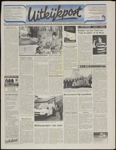 Uitkijkpost : nieuwsblad voor Heiloo e.o. 1993-12-08
