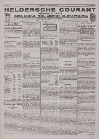 Heldersche Courant 1919-12-13