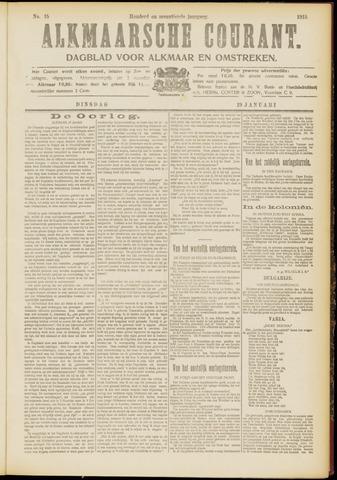 Alkmaarsche Courant 1915-01-19