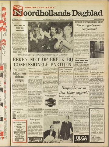 Noordhollands Dagblad : dagblad voor Alkmaar en omgeving 1969-10-21