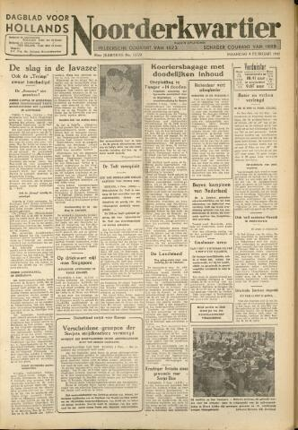 Heldersche Courant 1942-02-09