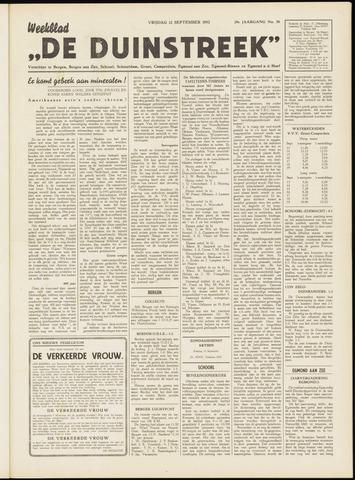De Duinstreek 1952-09-12