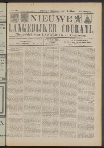 Nieuwe Langedijker Courant 1921-12-06