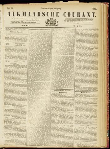 Alkmaarsche Courant 1879-05-11