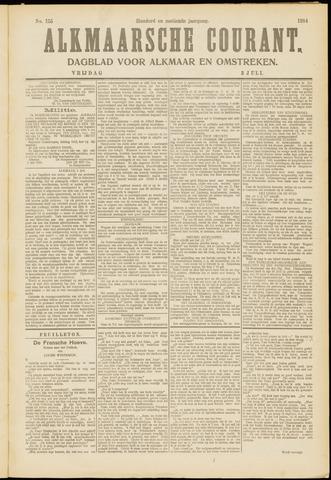 Alkmaarsche Courant 1914-07-03