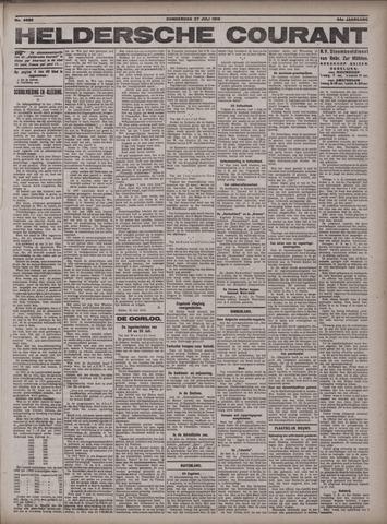 Heldersche Courant 1916-07-27