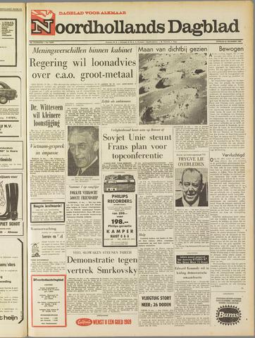 Noordhollands Dagblad : dagblad voor Alkmaar en omgeving 1968-12-31
