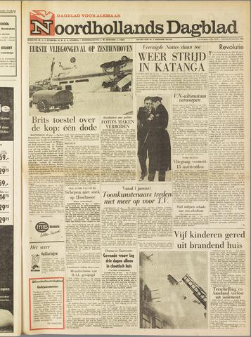 Noordhollands Dagblad : dagblad voor Alkmaar en omgeving 1962-12-29