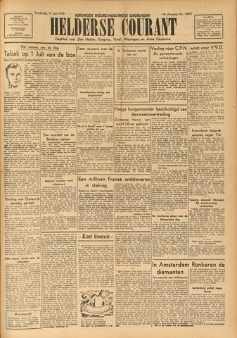 Heldersche Courant 1949-06-16