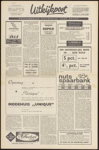 Uitkijkpost : nieuwsblad voor Heiloo e.o. 1966-09-08