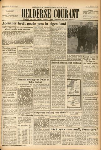 Heldersche Courant 1955-09-15