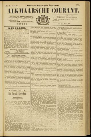 Alkmaarsche Courant 1895-01-13