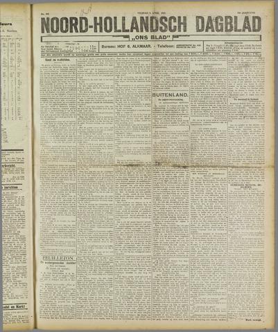 Ons Blad : katholiek nieuwsblad voor N-H 1921-04-08