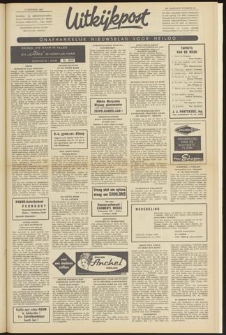 Uitkijkpost : nieuwsblad voor Heiloo e.o. 1963-10-03