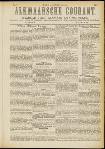 Alkmaarsche Courant 1916-01-04