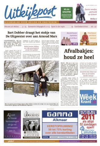 Uitkijkpost : nieuwsblad voor Heiloo e.o. 2010-12-29