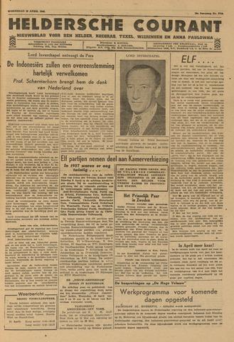 Heldersche Courant 1946-04-10