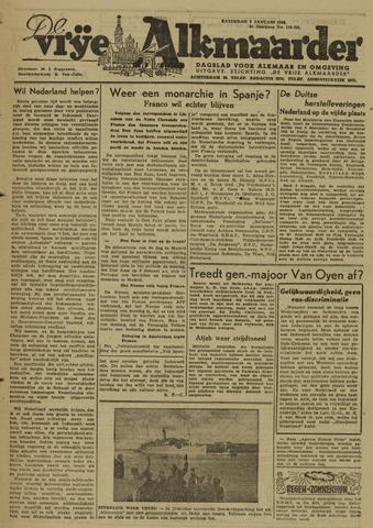 De Vrije Alkmaarder 1946-01-05