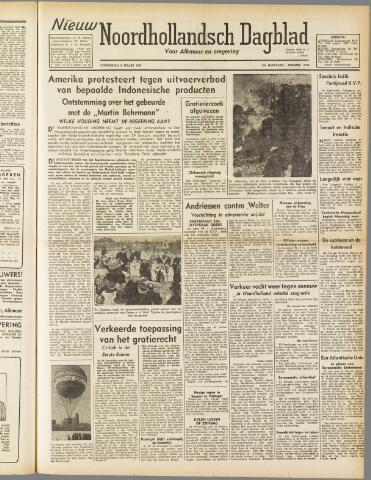 Nieuw Noordhollandsch Dagblad : voor Alkmaar en omgeving 1947-03-06