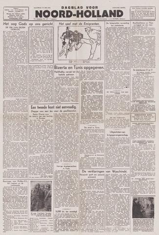 Dagblad Noord-Holland, Schager editie 1943-05-10