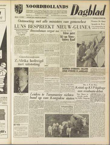 Noordhollands Dagblad : dagblad voor Alkmaar en omgeving 1961-03-13