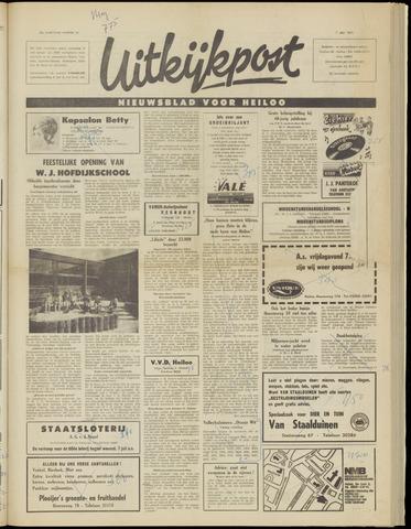 Uitkijkpost : nieuwsblad voor Heiloo e.o. 1971-07-07