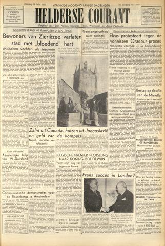 Heldersche Courant 1953-02-16