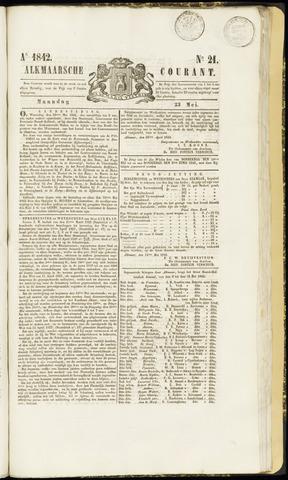 Alkmaarsche Courant 1842-05-23