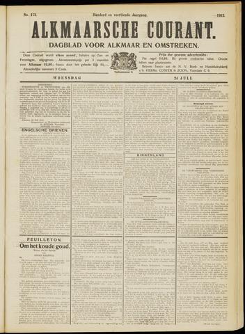 Alkmaarsche Courant 1912-07-24